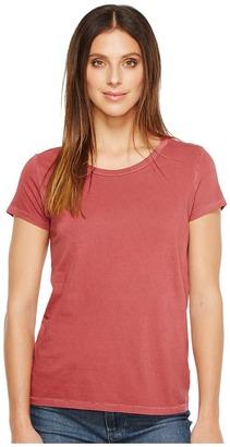 Alternative - Cotton Jersey Vintage Tee Women's T Shirt $34 thestylecure.com