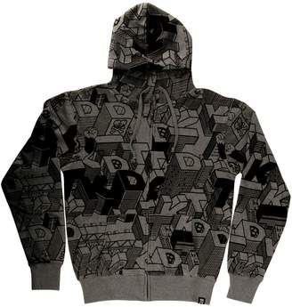 Tokidoki All over Downtown Adult Sweatshirt