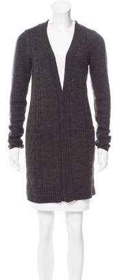 Mason Wool And Alpaca-Blend Cardigan