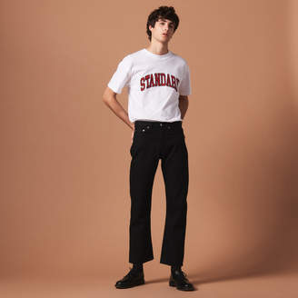 Sandro Black jeans with five pockets