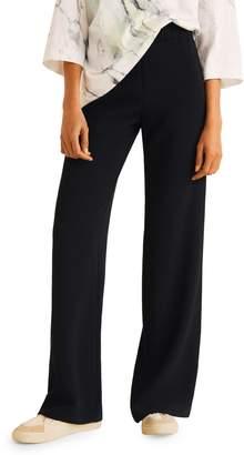 MANGO Palachin Straight-Fit Pants