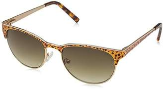 Vince Camuto Women's VC646 GDLE Cateye Sunglasses