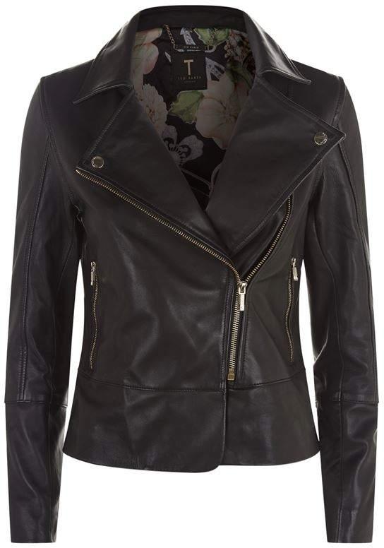 Lizia Leather Jacket