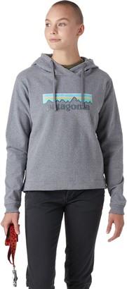 Patagonia Pastel P-6 Logo Uprisal Hoodie - Women's