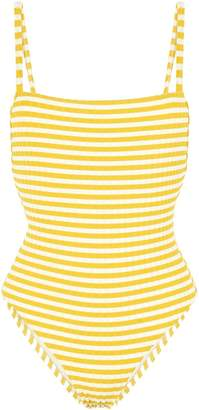 Solid & Striped One-piece swimsuits - Item 47219432WA