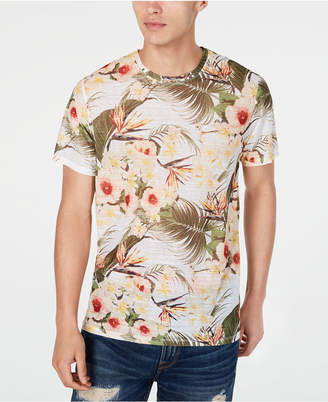 GUESS Men Wynn Summer Paradise Graphic T-Shirt