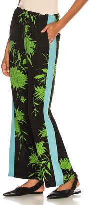 Haider Ackermann Silk Trouser
