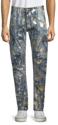 Predator Earthquake Cotton Jeans