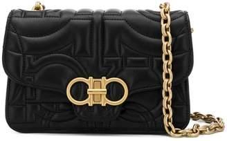 Salvatore Ferragamo Black Italian Leather Bags For Women - ShopStyle UK 128e7ddb47f51