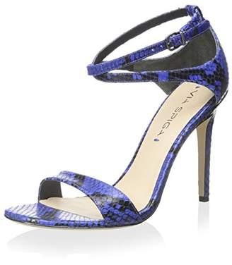 Via Spiga Women's Tiara Ankle Strap Dress Sandal
