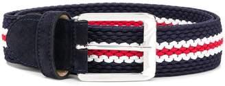 Moreschi suede belt