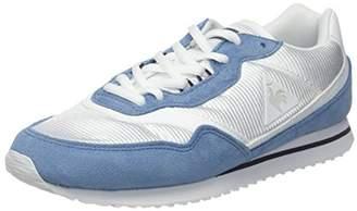 Le Coq Sportif Women''s Louise Sport Trainers, (Optical White/Blue Shadow Blanc)