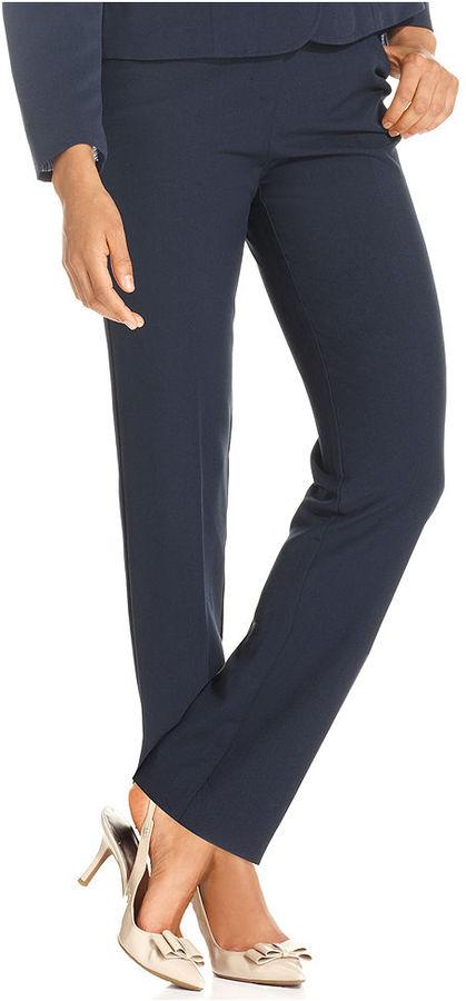 Amy Byer Pants, Straight-Leg Trousers