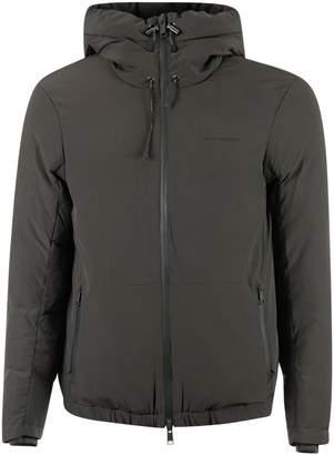 Armani Collezioni Hooded Jacket