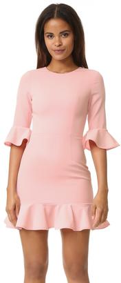 Black Halo Brooklyn Mini Dress $345 thestylecure.com