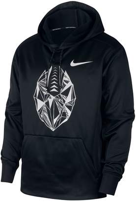 Nike Big & Tall Therma Football Hoodie