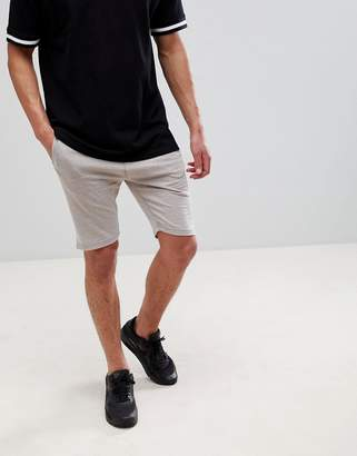 Soul Star slim fit jersey shorts