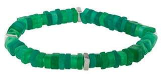 Tateossian Dyed Quartzite Bead Bracelet
