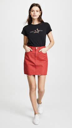 Rag & Bone Moss Skirt