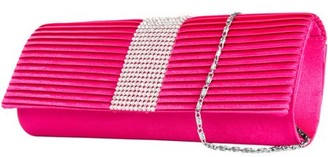 Vangoddy Palki Women's Elegant Clutch Wallet Purse (with Attachable Chain Shoulder Strap)