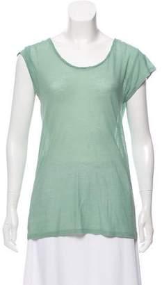 Acne Studios Short Sleeve Casual T-Shirt