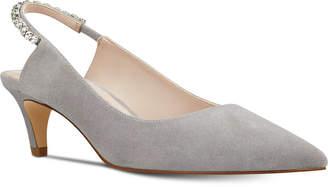 Nine West Quassin Slingback Pumps Women Shoes