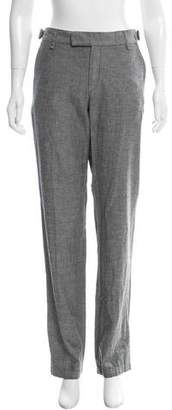 Rag & Bone Tailored Straight-Leg Pants