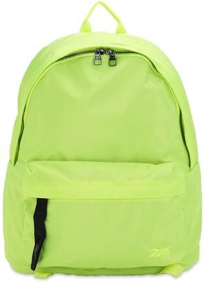 Reebok x Victoria Beckham Logo Nylon Backpack