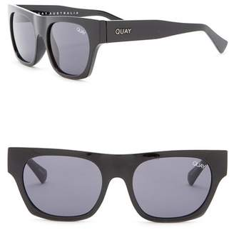 Quay Something Extra Square Sunglasses