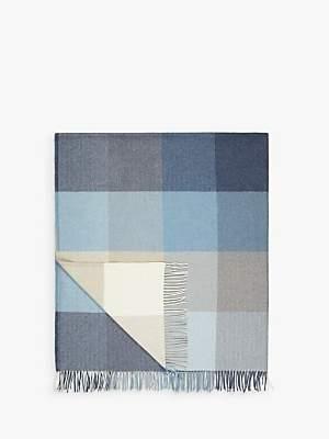 Avoca Capri Wool / Cashmere Blend Throw