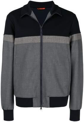 Barena colour block jacket
