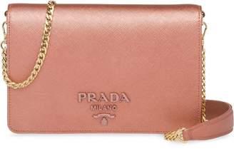 Prada chain strap mini bag