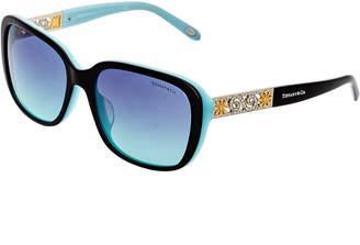 Tiffany & Co. Women's Tf4120bf 57Mm Sunglasses