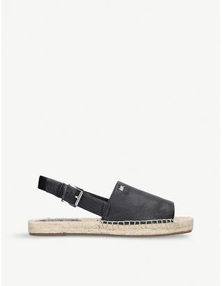 MICHAEL Michael Kors Fisher leather espadrille