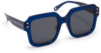 Henri Bendel Joey Square Sunglasses