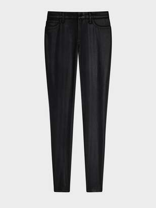 Donna Karan Donnakaran The Jegging – Coated Black 24