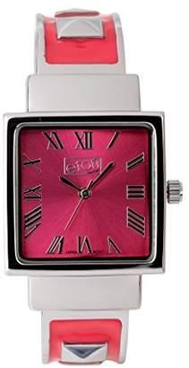 Eton Womens Analogue Classic Quartz Watch with None Strap 3145L-PK