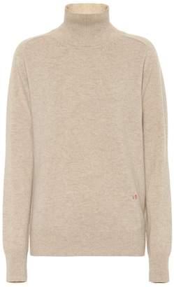 Victoria Beckham Stretch cashmere turtleneck sweater