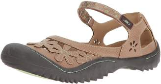 Jambu JBU Women's Wildflower Mary Jane Flat