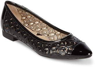 Adrienne Vittadini Women's Point Toe Flats