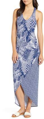 Tommy Bahama Lava Cove Print Maxi Dress