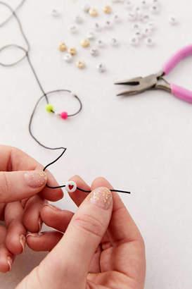 DIY Alphabet Jewelry Kit