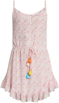 Athena PROCOPIOU Mandrem silk dress