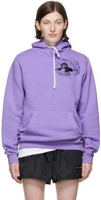 Nike Erl ERL Purple Edition Witch 1 Hoodie