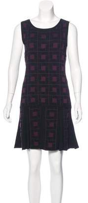 Alice + Olivia Knit Mini Dress w/ Tags