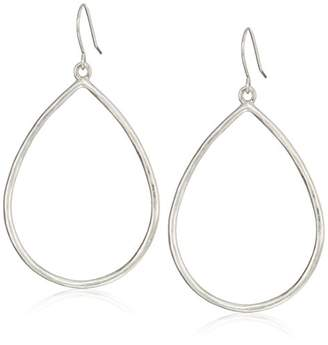 The Sak Women's Open Teardrop Drop Earrings