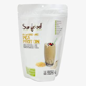 Sunfood Organic Pea Protein Powder