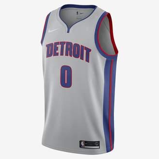 Nike Andre Drummond Statement Edition Swingman (Detroit Pistons) Men's NBA Connected Jersey