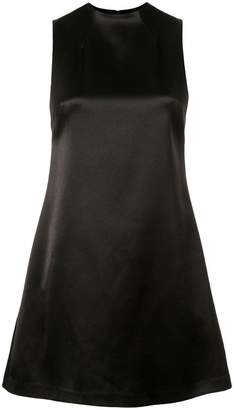 Alice + Olivia Alice+Olivia Coley mock neck short dress