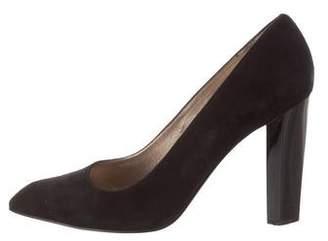Diane von Furstenberg Perla Pointed-Toe Pumps